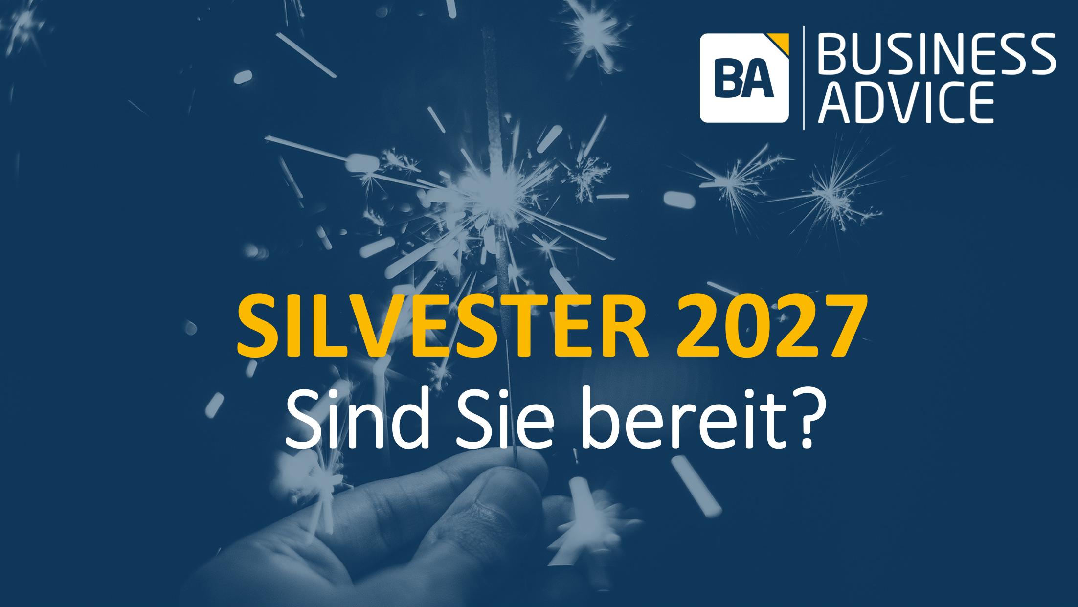 Silvester 2027